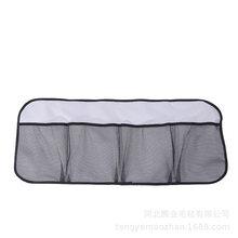 Автомобильная Задняя сумка для хранения на спинку сиденья мульти Висячие сетки Карманный автомобильный органайзер для багажника Авто орга...(Китай)