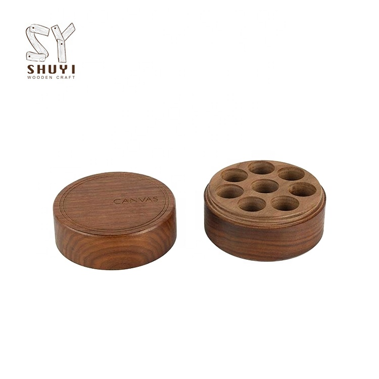 Индивидуальные профессиональные причудливые старинные деревянные эфирные масла хранения подарочная коробка