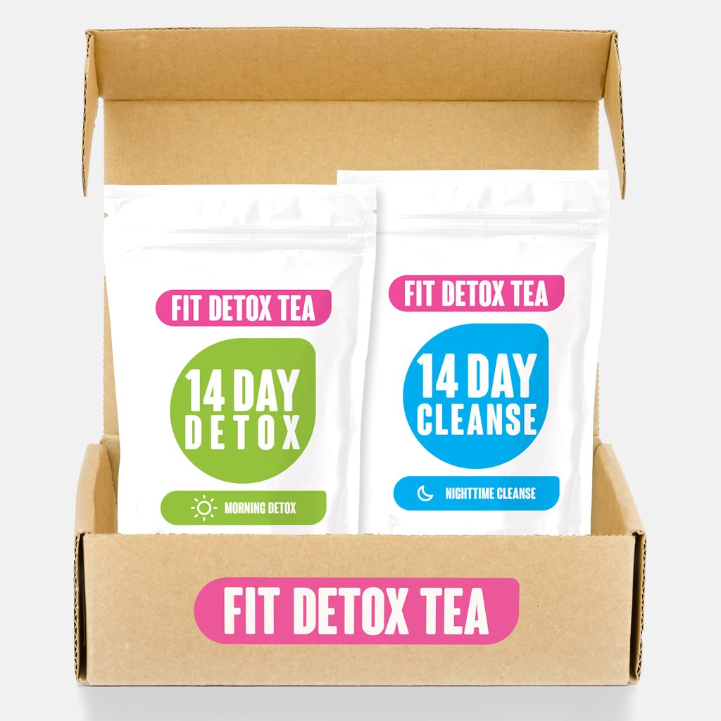 Detox Tea for Extreme Rapid Colon Cleanse 100% Traditional Natural Herbs - 4uTea   4uTea.com