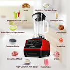 Blender And Blender Ranbem 767A High Speed Commercial Juicer Blender Variable Speed Table Blender Ice Crush Function