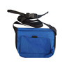 Blue-cloth pocket
