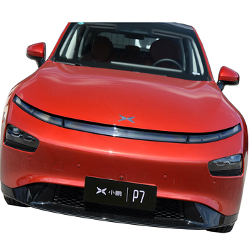 Chinese Xpeng ev autos cars p7 sport smart sedan 480km super long range electric 5 seat luxury car for sale