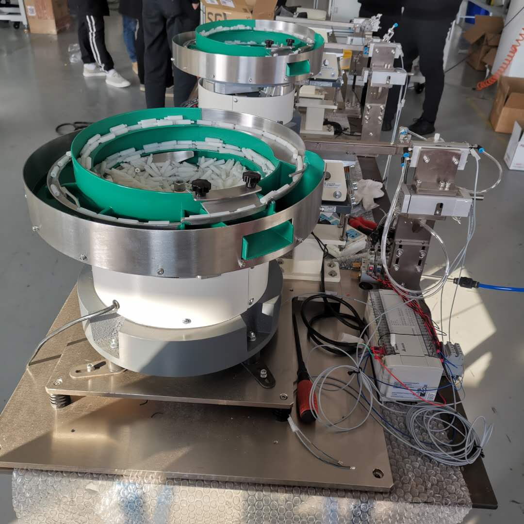 Customized stainless steel vibratory bowl feeder spare parts and pu vibratory bowl for metal parts feeding