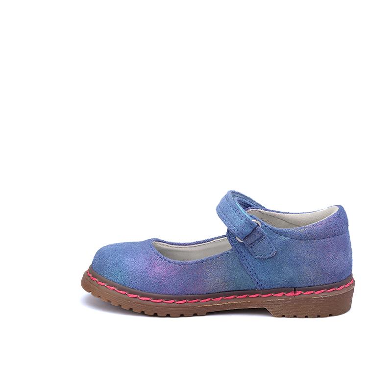 Новое поступление, Классические Стильные туфли для девочек в стиле принцессы, украшенные звездами, стильная модная детская обувь