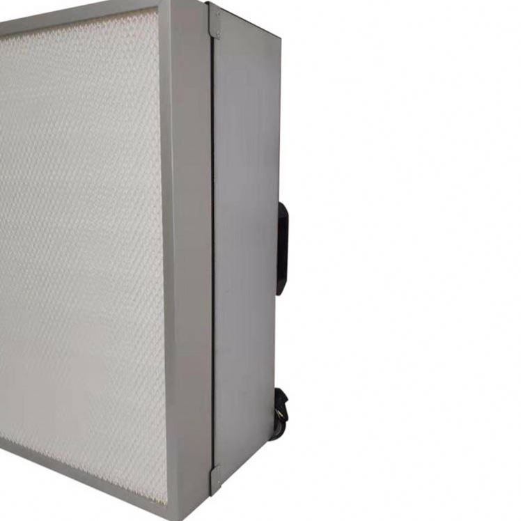 High Quality laminar air flow hood Galvanized frame cleanroom ffu fan filter unit hepa filter