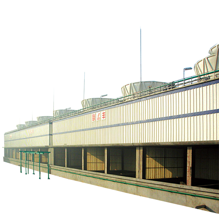 High Efficiency Large Steel-Concrete Structure Industry Price NBTL Cooling Tower
