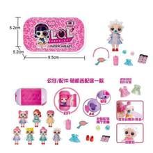 Лидер продаж LoL сюрприз снос капсула мяч оригинальные куклы LoL детские игрушки Фигурки Модель Дети Образование Подарки на день рождения(Китай)