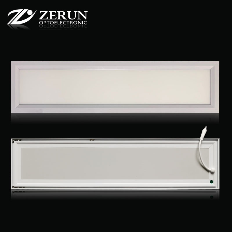5 years warranty Edge-lit 15x60 145*595mm 24w 85lm/w Engineering LED Slim Panel Light lighting flat lamp Custom size OEM ODM