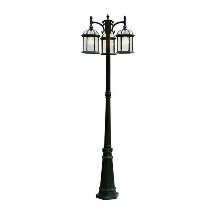 Наружные декоративные уличные столбы с 4 ручками, 6 м, садовый светильник, столб для лампы, цены на продажу