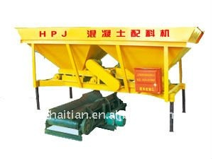 Concrete Batching Plant for precast wall panel/hollow core slab production