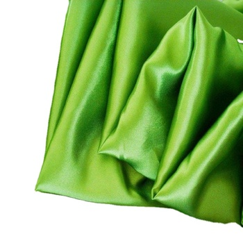 100% Polyester Light Soft Smooth Glossy Satin Fabric by the yard poly satin fabric wholesale duchess satin fabric
