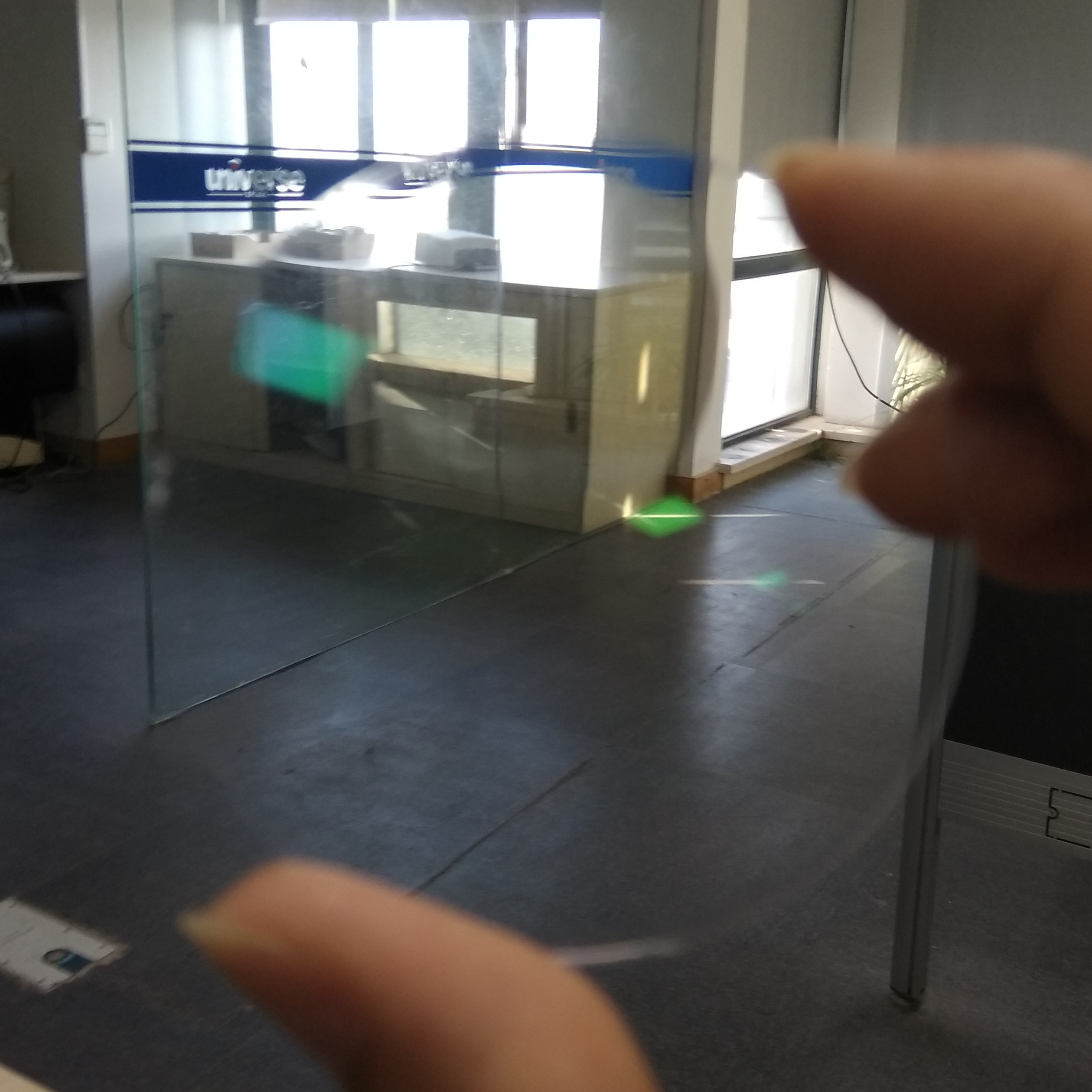1.56 Optical Glass Lens
