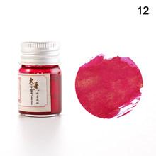 Цветные чернила с 24 солнечными терминами для перьевой ручки каллиграфического письма граффити красивые ND998(Китай)