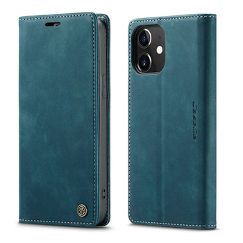 CaseMe Retro Case for iPhone 11 12 8 7 6 Plus X XS XR SE2 11 Pro Max Luxury Magnetic Card Wallet Stand Cover for iPhone 12 Case