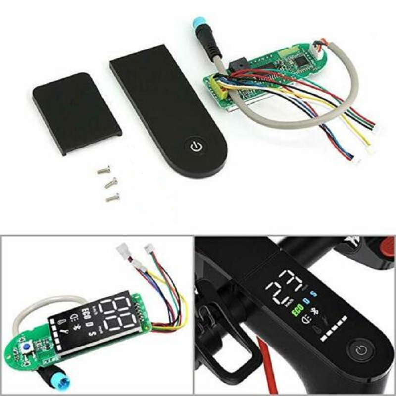Cheap Delivery Cost Dashboard Screen Switch Panel Display for Xiaomi M365 PRO Electric Scooter Repair Spare Parts Accessories