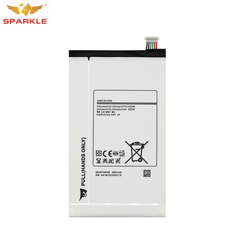 "Brand New Top Quality 4900mAh EB-BT705FBE Battery For Samsung Galaxy Tab S 8.4"" inch SM-T700 SM-T705 SMT705 T700 Tablet Battery"