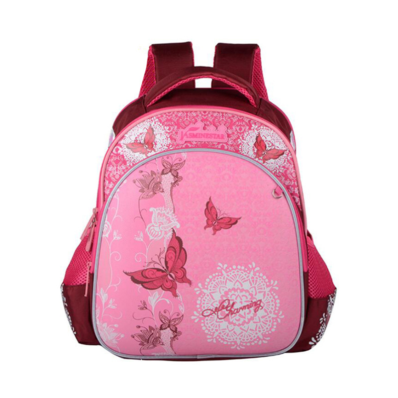 Student school bag New Fashion Lightweight cute printing Cartoon Children's School Bag Backpack For Boys And Girls