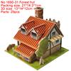 1690-31 Forest hut
