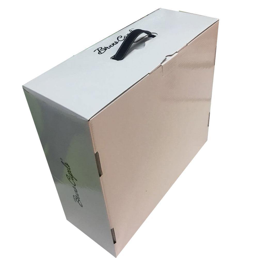 Fashion Custom Printing For Led Bulb Lamp Socket Panel Lamp Clock Packaging Paper Box
