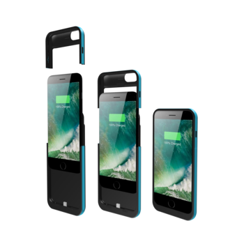 For iphone 6 color Battery Charging Case 6800mAh Battery Phone Case External Phone Charging Powerbank for iphone 6 Plus