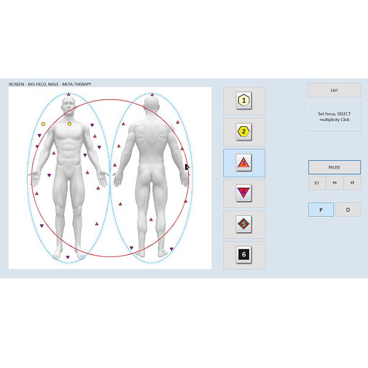 SSCH/Suyzeko Hunter 4025 Bio quantum V16 Integrated Health check nls equipment