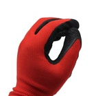 Rubber Gloves New Arrive Nylon Rubber Anti-slip Work Gloves Construction
