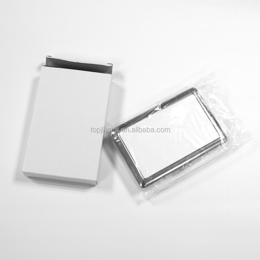 Чистый чехол для сигарет с сублимационной печатью на заказ