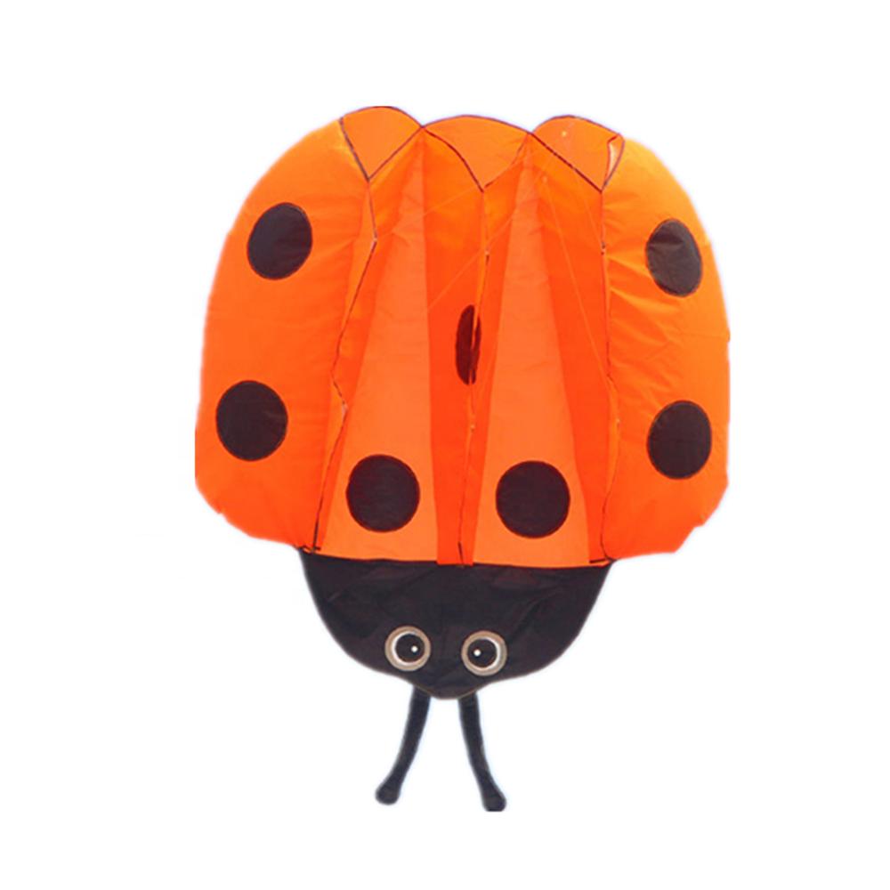 Factory direct sale funny ladybug kite