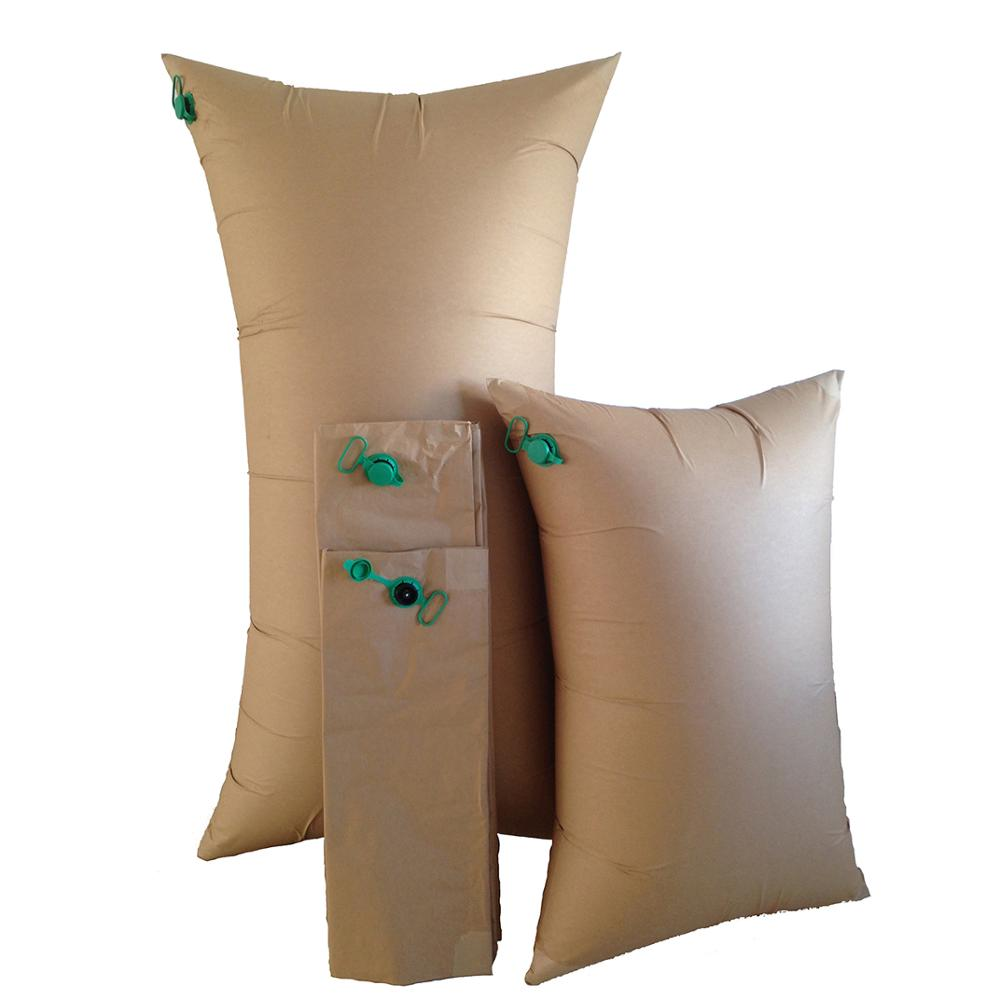 Kraft Paper Lamination Inflatable Air Dunnage Bags for Container