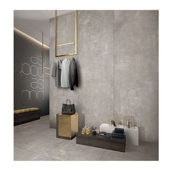 Large Format Porcelain Slab Counter Tile That Look Like Concrete