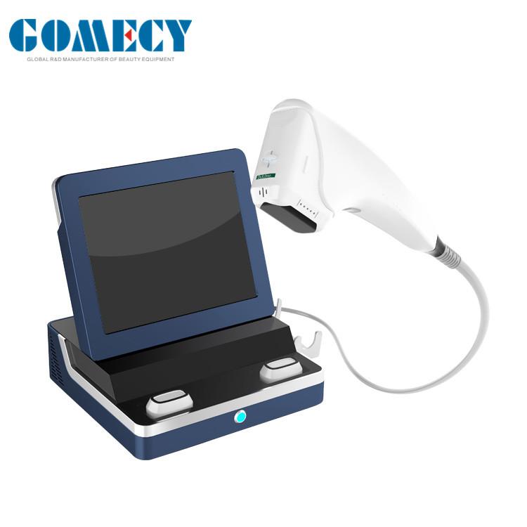 GOMECY Best Portable 9D Hifu Facelift Anti Aging Beauty Machine for Abdomen Double Chin Fat Loss