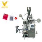 KV Automatic Aluminum Foil Herbal Tea Filter Bag Green Tea Packing Machine With Outer Bag