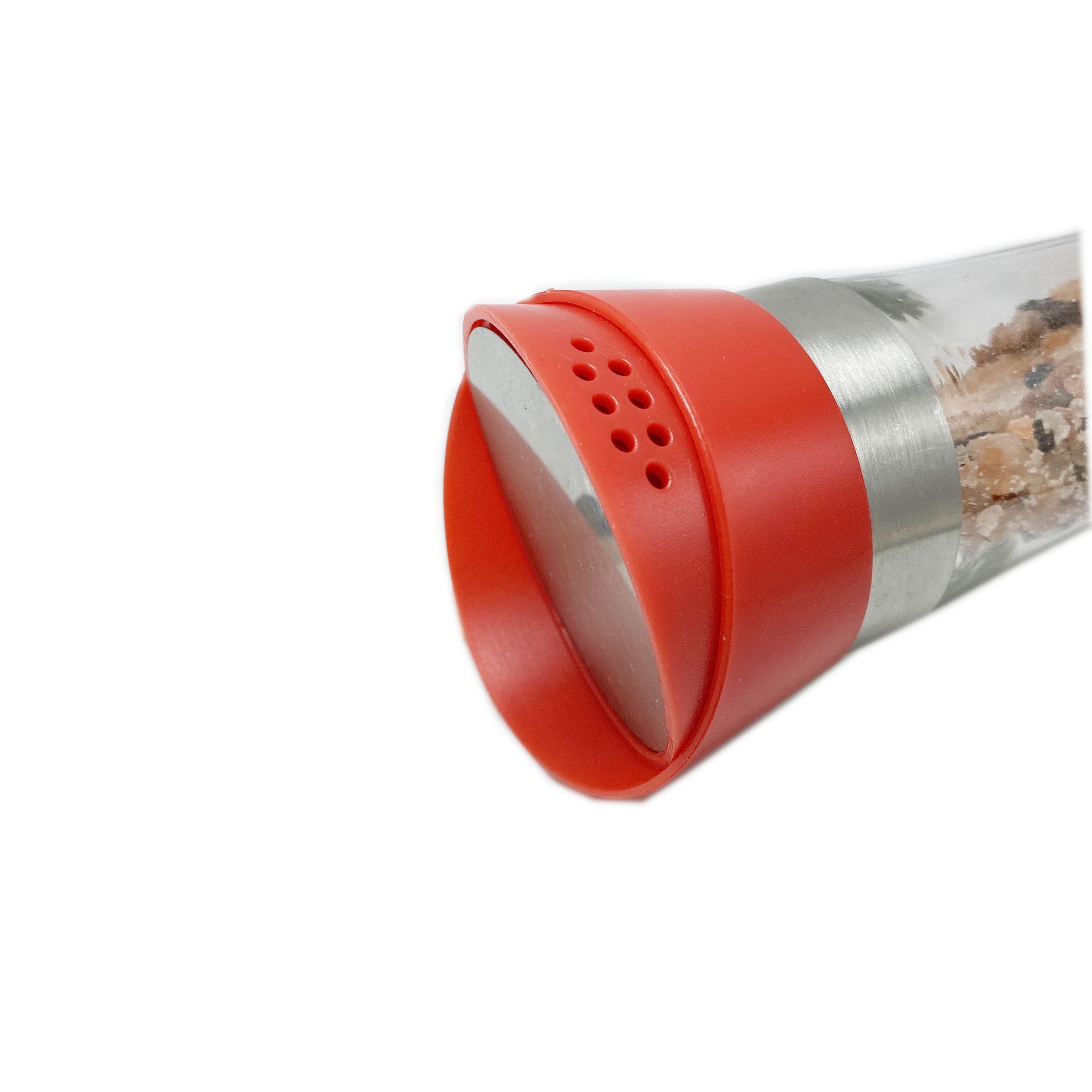 Шейкер для соли и перца без пыли, новый дизайн, шейкер, банки для специй, контейнер для соли 200 г, набор кастрюль для приправ