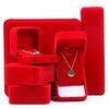 Red7*7*4 earrings box