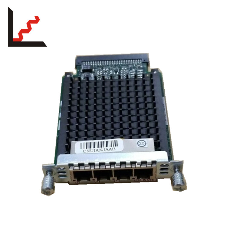 genuine CIS CO 4 ports voice module interface module VIC2-4FXO IT Hardware fast shipment