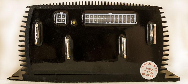 Регулятор Двигателя постоянного тока 36-48 в 600 А, замена curtis 1219-8406