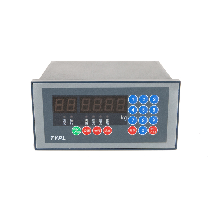 Batching Controller TYPL Weighing indicators instrument for Batching scale