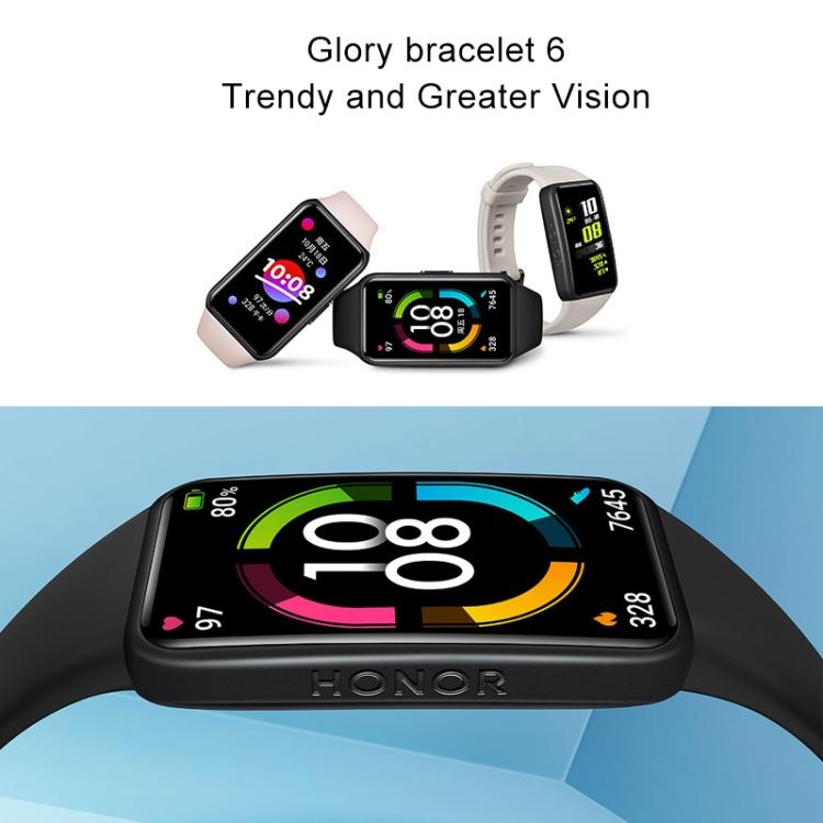 Новый 2020 фитнес-трекер Huawei Honor Band 6 браслет 1,47 дюймов AMOLED экран Reloj телефона водоустойчивые на глубине до 50 м Android Фитнес Смарт-часы-браслет