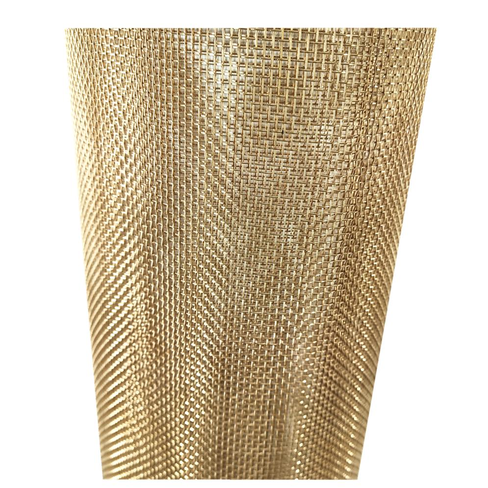 50 mesh Red copper/ Brass /Tinned Copper wire mesh