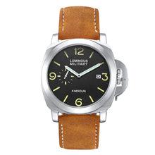 Швейцарские светящиеся военные Япония Miyota кварц подлинные мужские наручные часы, горячая Распродажа модные водонепроницаемые Relojes Hombre ...(Китай)