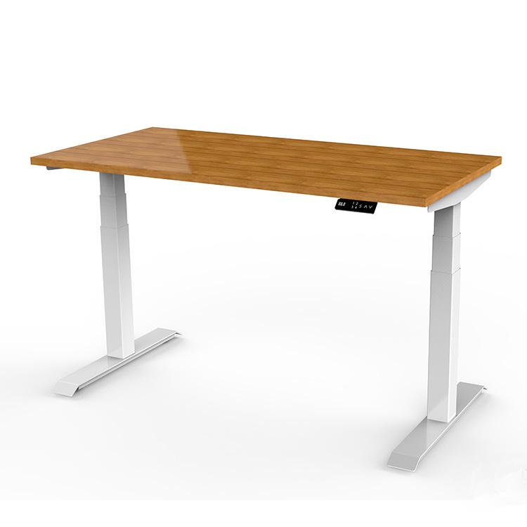 Офисный электронный стоячий стол с регулируемой высотой и пультом дистанционного управления