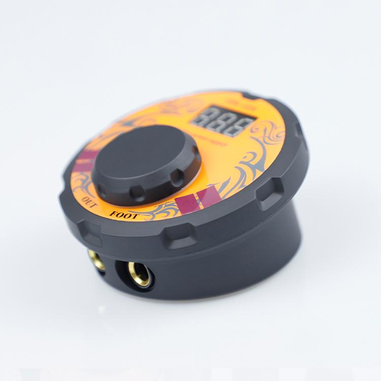 Набор для тату-машинки Biomaser с ЖК-дисплеем