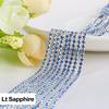 Silver Lt Sapphire