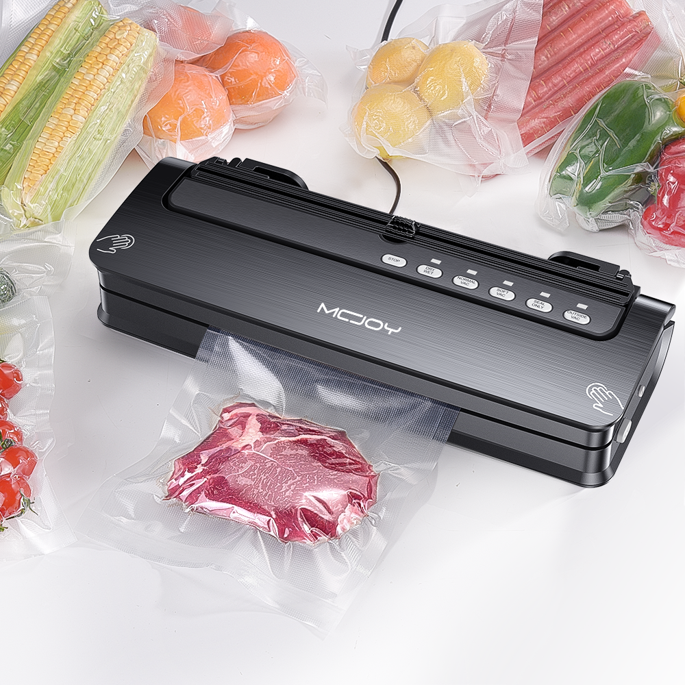 Home use kitchen Fruit Meat food saver handheld Commercial Food vacuum sealers Multi function automatic Vacuum food Sealers