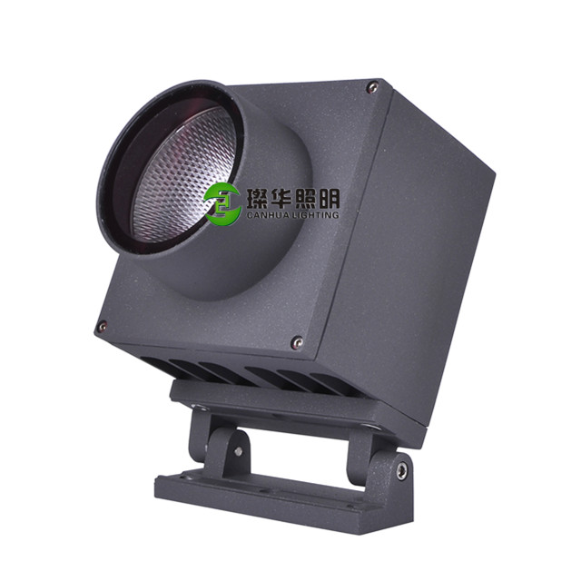 New model aluminum cob square blue 5000K projector external 15W 30W 40W led tower flood lamp