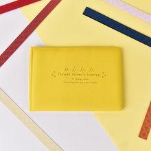 Сумка Для водительских прав конфетного цвета из искусственной кожи, чехол для автомобильных документов, держатель для карт, кошелек, чехол, ...(Китай)