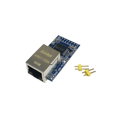 SZSBDZ CH9121 serial port to Ethernet network module STM32 networking serial server industrial-grade single-chip microcomputer