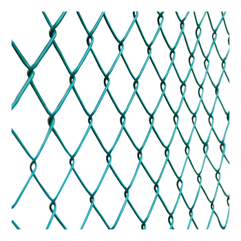 PVC Coated Galvanised Chain Link Fence/Hot Dip Galvanized Silver ATAL Wire Fencing Chainlink Fencing