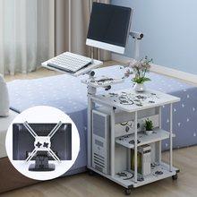 Стоя wo язык ноутбук Desktop comter стол подъемный стол Бесплатная доставка(Китай)