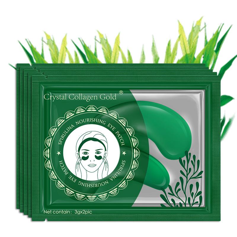 Лучший нефритовый роллер OEM маска для глаз с гелевой упаковкой